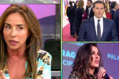 María Patiño revela como participó ella en que saliera a la luz la relación de Albert Rivera y Malú