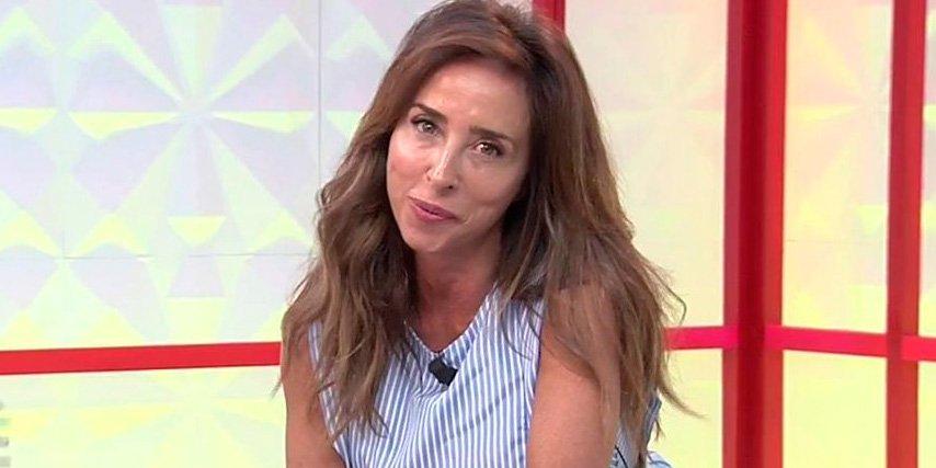 María Patiño en 'crisis' ante un cúmulo de problemas sentimentales y laborales