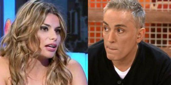 """María Lapiedra regresa a 'Sálvame', el programa que considera """"una mierda"""", y deja a Kiko Hernández como un cobarde"""