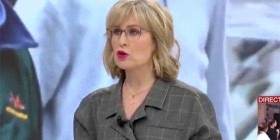 """Telemadrid, en complicidad con el golpismo: colaboradores del programa de María Rey piden """"no darle importancia"""" a la prepotencia de Torra con el Rey"""