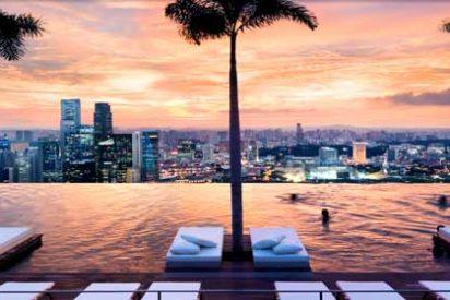 Las piscinas de hotel más espectaculares del mundo