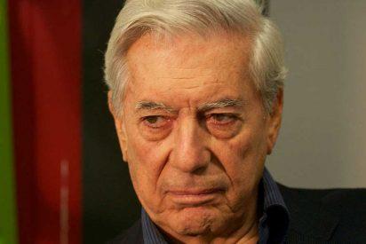 """Mario Vargas Llosa: """"Maduro está condenado y la fiera que va a morir se defiende con uñas y dientes"""""""