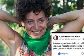 Marta Dillón, fundadora de #NiUnaMenos, fue condenada por maltratar a una expareja