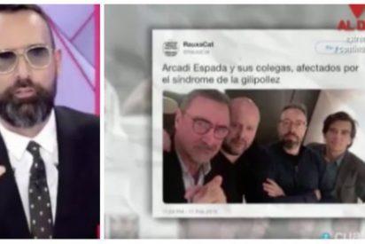 Risto Mejide se pasa de la raya: usa su guerra con Arcadi Espada para insultar a Herrera, Sostres y Girauta