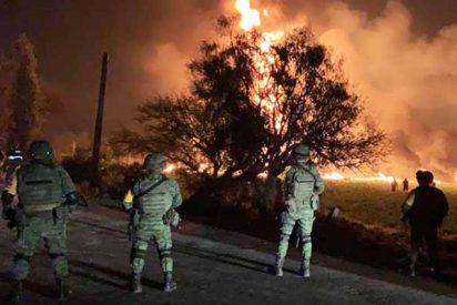 El Papa envía rosarios a supervivientes de la explosión en Tlahuelilpan