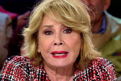 """Brutal ataque de Mila Ximénez contra el feminismo y contra Pedro Sánchez: """"Se va a cagar cuando se vaya"""""""