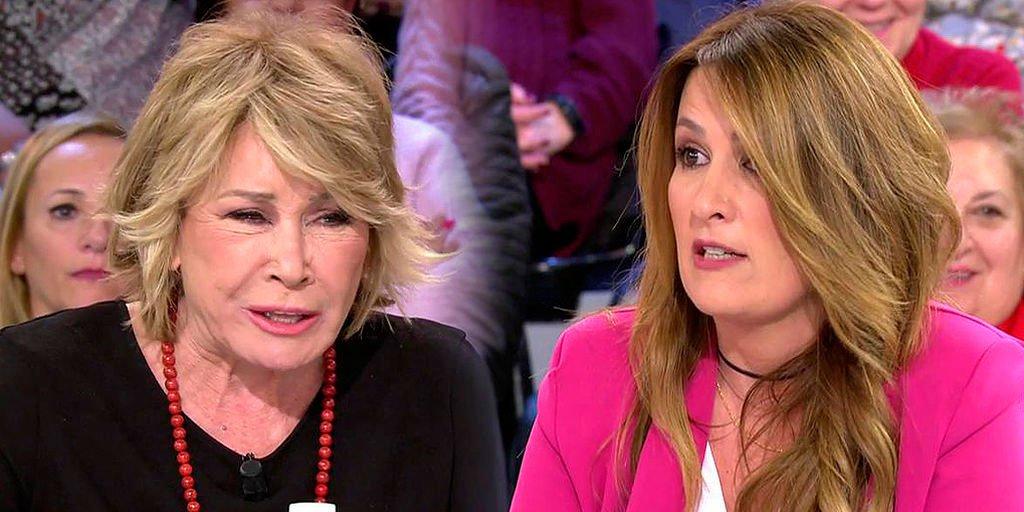 """Mila Ximénez explota de ira contra Laura Fa: """"Eres una arrastrada y una mendiga"""""""