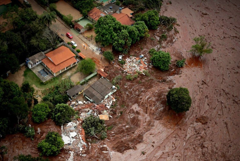 """Las religiosas vedrunas condenan el """"crimen humanitario y ambiental"""" de Brumadinho"""