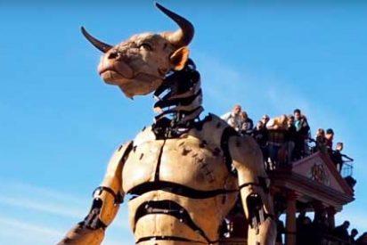 ¿Quieres dar un paseo a lomos del mítico Minotauro?