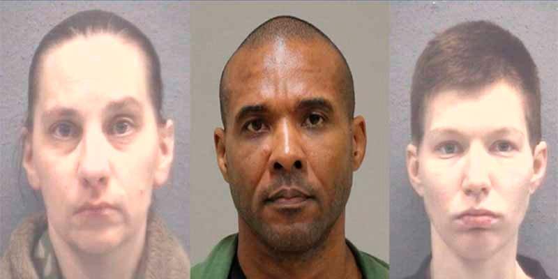 Capturado el luchador de MMA que escapó de la policía tras asesinar a su ex novia y a otro hombre