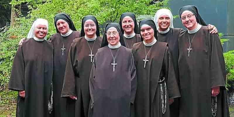 """Las monjas exigen plena igualdad a los curas en la Iglesia y poder """"votar en los Sínodos"""""""