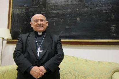 Monseñor Jiménez lamenta la beligerancia del Ayuntamiento y del Gobierno de Aragón