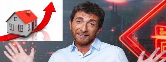 Pablo Motos confiesa que se arruinó por comprar pisos como un loco en plena burbuja inmobiliaria