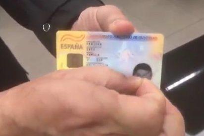 El vídeo de la Policía que enseña cómo los musulmanes falsifican el DNI para hacerse pasar por españoles