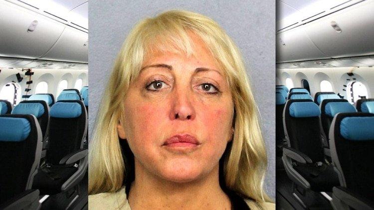 """Una """"estúpida broma"""": Prisión para la pasajera que fingió ser terrorista"""