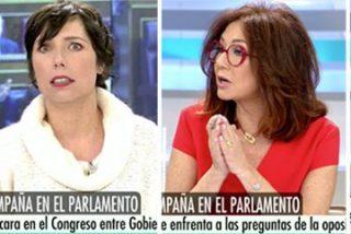 El espectacular 'revés' que se lleva Marta Nebot de Ana Rosa por decir una bobada y la contraria