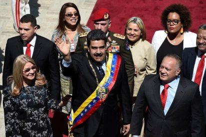 """EEUU desenmascara a los """"secuaces"""" de Maduro que """"derrochan"""" dinero en Europa"""