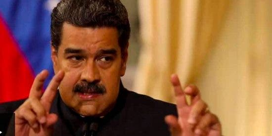 """Nicolás Maduro: """"El Ku Klux Klan que hoy gobierna la Casa Blanca quiere apoderarse de Venezuela"""""""