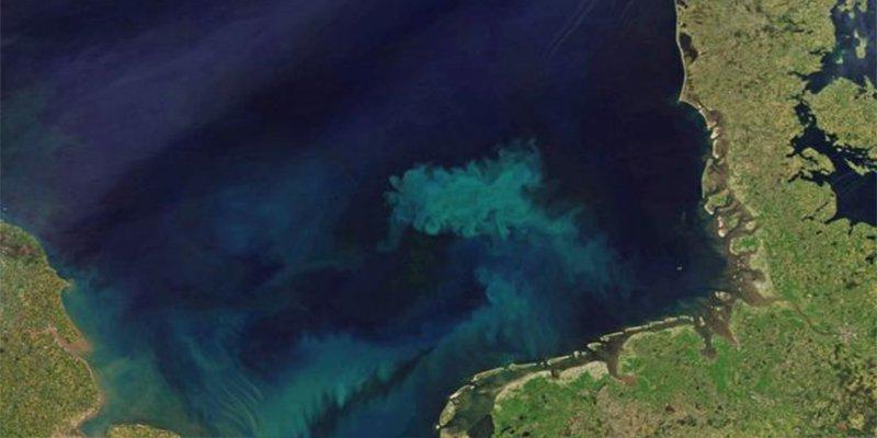 ¿Sabes por qué los océanos se están volviendo más azules?