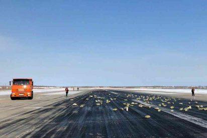 Rusia: Cae una extraña lluvia de diamantes y lingotes de oro