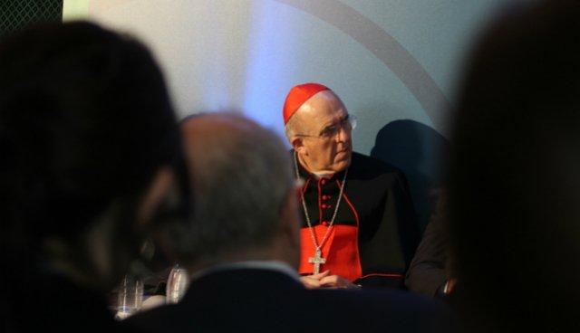 """Osoro defiende que la religión """"no debe quedar arrinconada en las sacristías"""""""