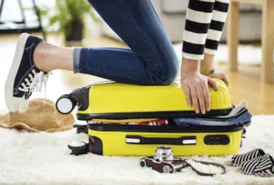 Outlet de maletas de marca en Amazon