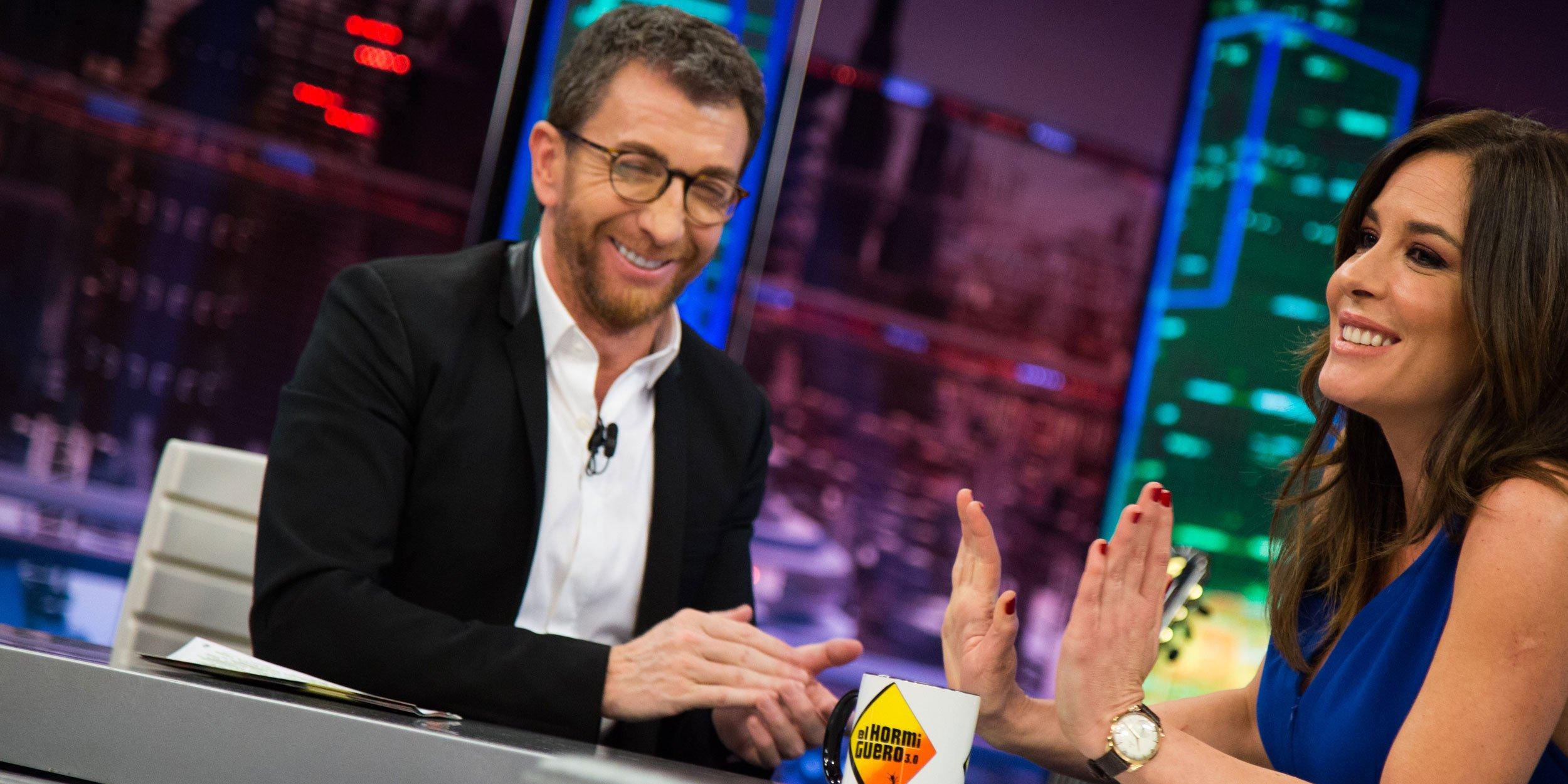 Pablo Motos deja al descubierto las 'trolas' del libro de Pedro Sánchez