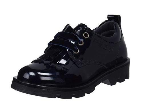 Zapatos Oxford con cordones para niñas Pablosky