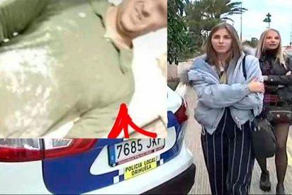 La Policía detiene al pajillero que se la 'pelaba' a mientras seguía a una joven en Orihuela