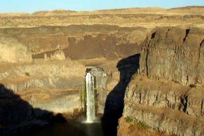 Las cataratas más espectaculares del mundo: Río Palouse
