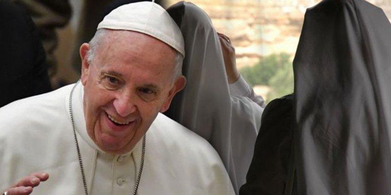 Así es la orden religiosa que denuncia el Papa, donde las monjas eran como esclavas sexuales