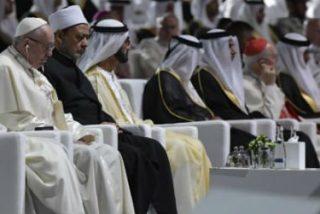 """El Papa, al Islam: """"O construimos el futuro juntos o no habrá futuro"""""""
