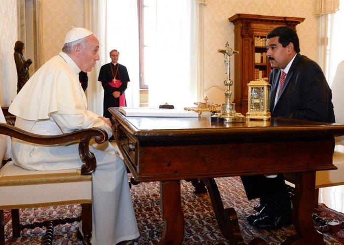 El reproche del Papa a Maduro por incumplir sus acuerdos