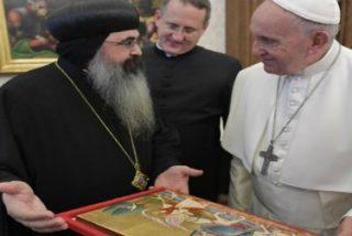 """Papa: """"Oriente Medio debe convertirse en tierra de paz, no puede seguir siendo terreno de enfrentamiento"""""""