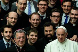 """El Papa, a los seminaristas de Getafe: """"Si un cura se aleja del pueblo se clericaliza, y eso es una perversión"""""""
