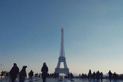 Siete lugares románticos de París