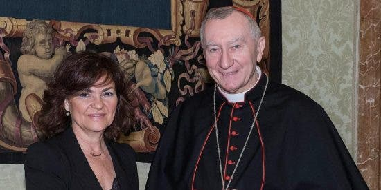 Calvo oculta las cartas que cruzó con el Vaticano sobre la exhumación de Franco