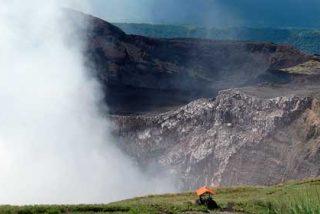 Nicaragua: Un paseo por el imponente volcán Masaya