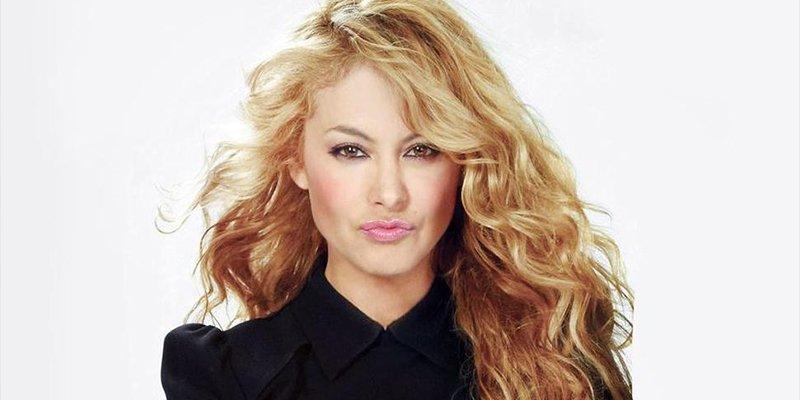 """Paulina Rubio la lía en """"La Voz"""""""
