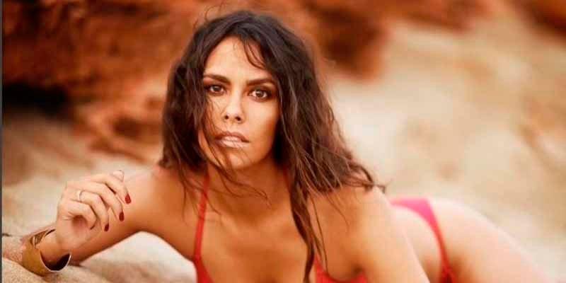 Cristina Pedroche sale de la ducha, se hace un selfie, lo sube a Instagram e incendia las redes