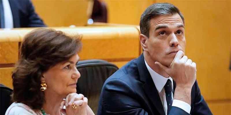 """La respuesta a la pregunta de Sánchez en Twitter sobre """"¿quién puede votar contra los Presupuestos?"""""""