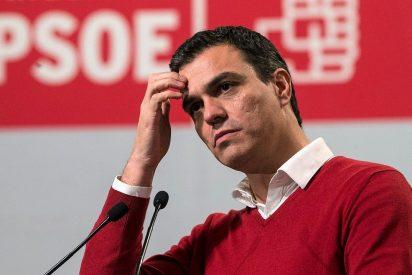 El pirómano de Pedro Sánchez ha calcinado su crédito y ya no es creíble como bombero para salvar a España