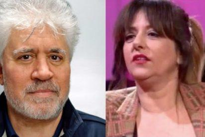 Yolanda Ramos no se corta y carga contra el mismísimo Pedro Almodóvar