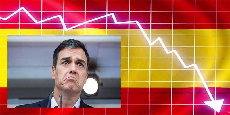 Empleo: Se confirma que Pedro Sánchez y los socialistas nos llevan de nuevo a la ruina