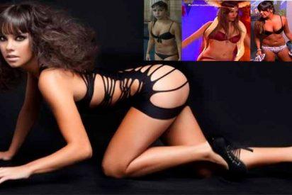 La asombrosa metamorfosis de Cristina Pedroche: asi era y así es en bikini