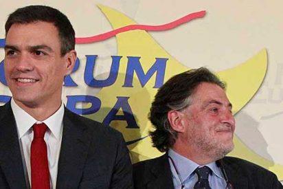 El socialista Pepu Hernández usó su sociedad para comprar otra finca de uso privado ahorrándose impuestos