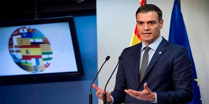 El socialista Pedro Sánchez está cabreado como un mono pensando en la mudanza