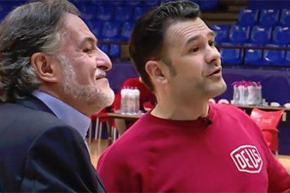 Iñaki López se pone la camiseta de Pepu Hernández pero se encuentra un candidato bluf de mucho cuidado