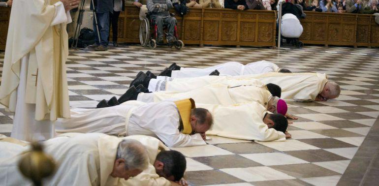 """La Iglesia española """"asumirá con todas las consecuencias"""" el dictamen de la cumbre antiabusos"""