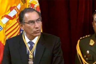 Perú: El presidente Martín Vizcarra alertó del riesgo de protestas 'al estilo Chile' si permanece la brecha social y la corrupción